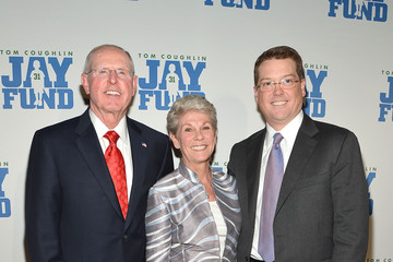 "Tom Coughlin Judy Coughlin 8th Annual Tom Coughlin ""Champions For Children"" Gala"