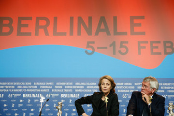 Tom Courtenay Award Winners Press Conference - 65th Berlinale International Film Festival