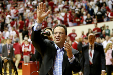 Tom Crean Michigan State v Indiana