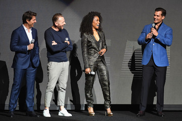 Tom Cruise CinemaCon 2018 - Paramount Pictures Presentation Highlighting Its 2018 Summer And Beyond