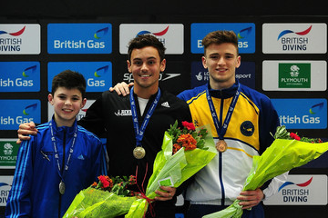 Tom Daley British Gas Diving Championships 2015 - Day Three