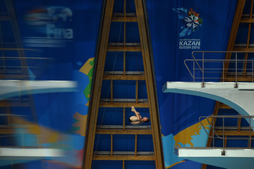 Tom Daley Diving - 16th FINA World Championships: Day Eight