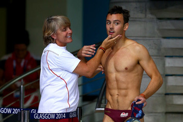 Tom Daley Jane Figueiredo 20th Commonwealth Games: Diving