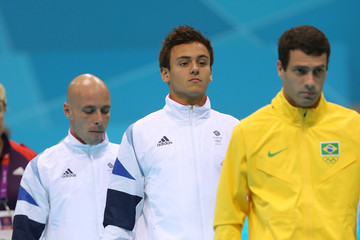 Tom Daley Peter Waterfield Olympics Day 14 - Diving