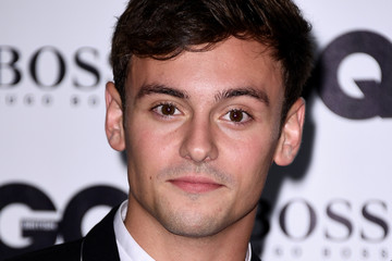 Tom Daley GQ Men of The Year Awards - Red Carpet Arrivals