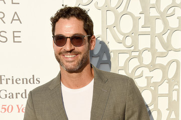 Tom Ellis American Friends Of Covent Garden 50th Anniversary Celebration - Arrivals