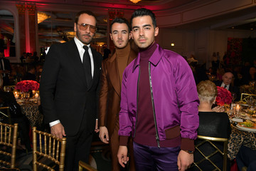 "Tom Ford WCRF's ""An Unforgettable Evening"" - Inside"