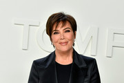 Kris Jenner attends the Tom Ford AW20 Show at Milk Studios on February 07, 2020 in Hollywood, California.