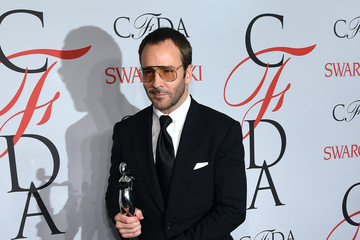 Tom Ford 2015 CFDA Fashion Awards - Winners Walk