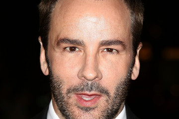 Tom Ford Arrivals at the Glamour of Italian Fashion