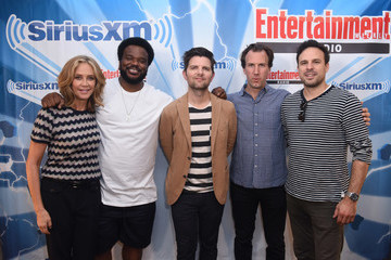 Tom Gormican SiriusXM's Entertainment Weekly Radio Channel Broadcasts From Comic Con 2017 - Day 1