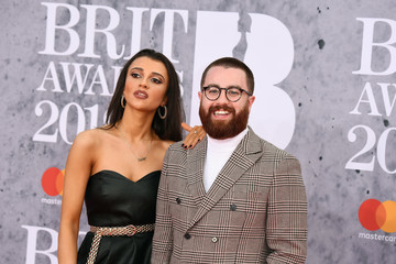 Tom Green Daisy Maskell The BRIT Awards 2019 - Red Carpet Arrivals