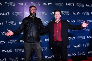 Tom Green Opening Night of 'Masters of Illusion' at Bally's Las Vegas