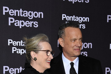 Tom Hanks 'Pentagon Papers' Paris Premiere at UGC Normandie