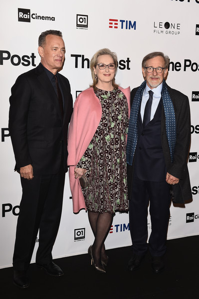 'The Post' Red Carpet in Milan