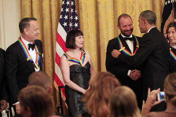 Tom Hanks 37th Annual Kennedy Center Honors