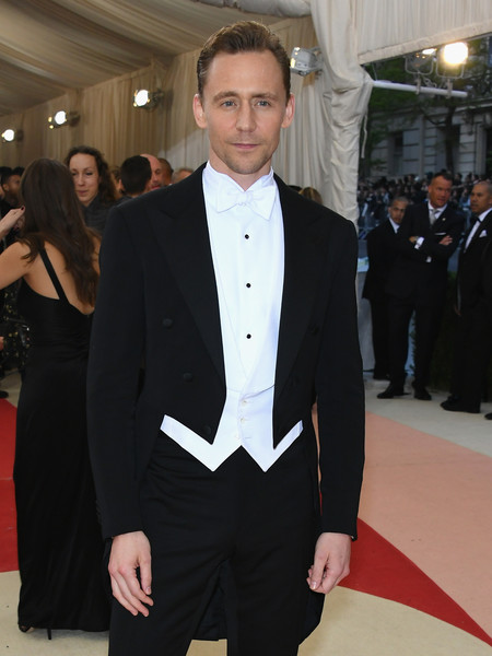 official site outlet store official Tom Hiddleston Photos Photos - 'Manus x Machina: Fashion In ...