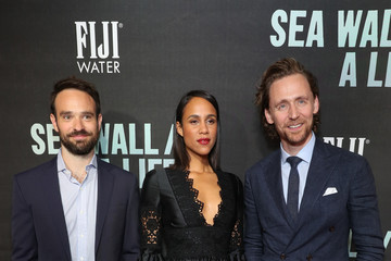 Tom Hiddleston FIJI Water At Sea Wall / A Life Opening Night On Broadway