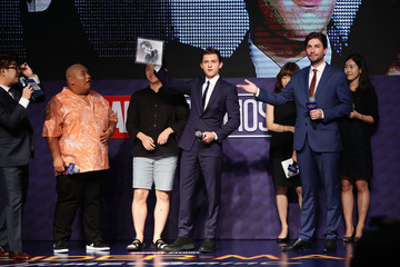 Tom Holland 'Spider-Man: Homecoming' Seoul Premiere
