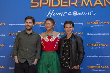 Tom Holland Barcelona Photo Call - 'SPIDER-MAN: HOMECOMING'