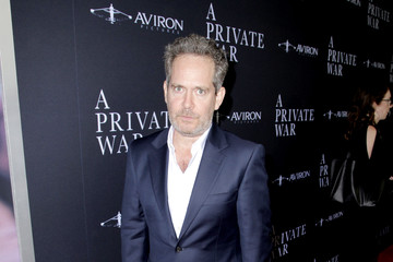 """Tom Hollander Aviron Pictures' Los Angeles Premiere Of """"A Private War"""" - Red Carpet"""