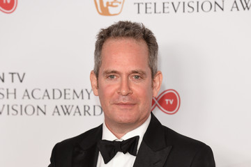 Tom Hollander Virgin TV BAFTA Television Awards - Winner's Room