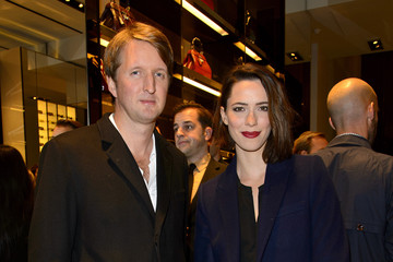 Tom Hooper Gucci Celebrates 'The Bamboo' in London