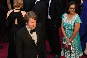 Tom Hooper 88th Annual Academy Awards Arrivals From a Distance