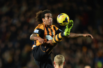 Tom Huddlestone Hull City v Crystal Palace