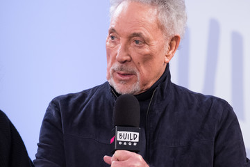 Tom Jones BUILD The Voice