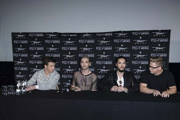 Tokio Hotel Press Conference