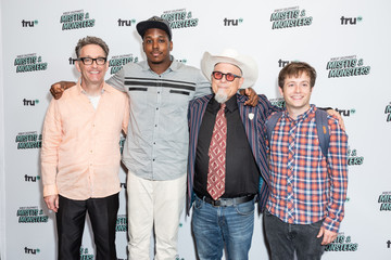 Tom Kenny Premiere Of truTV's 'Bobcat Goldthwait's Misfits & Monsters' - Red Carpet