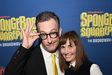 Tom Kenny Opening Night Of Nickelodeon's 'SpongeBob SquarePants: The Broadway Musical' - Arrivals & Curtain Call