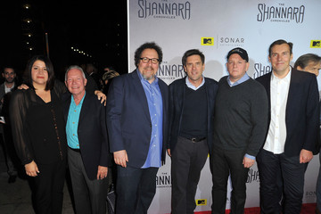 Tom Lesinski Series Premiere Party for 'The Shannara Chronicles' on MTV