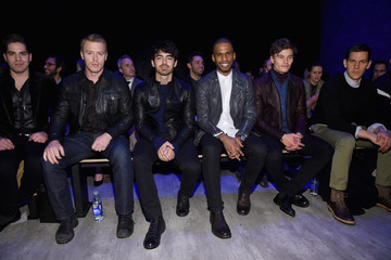 Tom Lipinski Todd Snyder - Front Row - Mercedes-Benz Fashion Week Fall 2015
