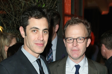 Tom McCarthy Josh Singer FIJI Water at the Hollywood Reporter's 4th Annual Nominees Night