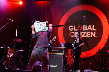 Tom Morello Global Citizen: The World on Stage - Show