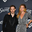 Tom Payne 21st Annual Warner Bros. And InStyle Golden Globe After Party - Arrivals