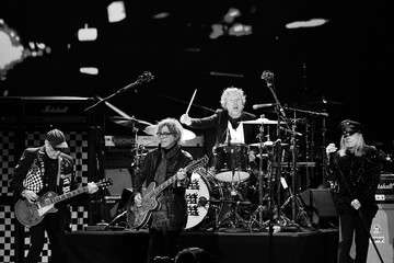 Tom Petersson Daxx Nielsen 2020 MusiCares Person Of The Year Honoring Aerosmith - Show