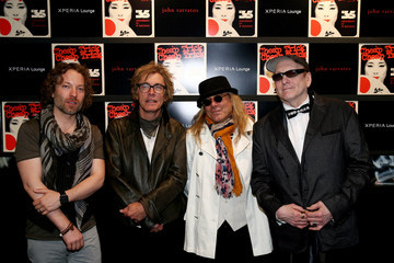 Tom Petersson Daxx Nielsen The 35th Anniversary of Cheap Trick Celebrated in NYC