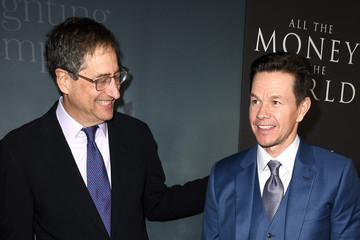 Tom Rothman Premiere Of Sony Pictures Entertainment's 'All The Money In The World' - Red Carpet
