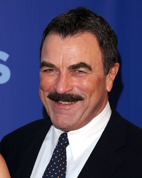 Cbs Upfront In This Tom Selleck Actor Attends