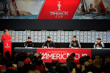 Tom Slingsby America's Cup - Finals Races 8 & 9