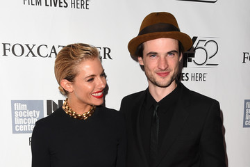 "Tom Sturridge ""Foxcatcher"" Premiere - 52nd New York Film Festival"
