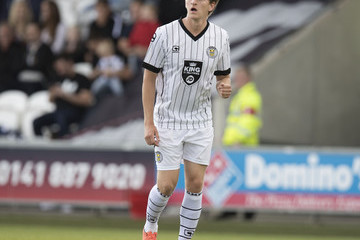 Tom Walsh St Mirren v Edinburgh City - Betfred Cup