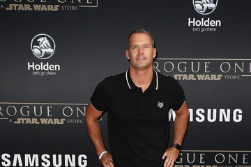 Tom Williams 'Rogue One: A Star Wars Story' Australian Premiere