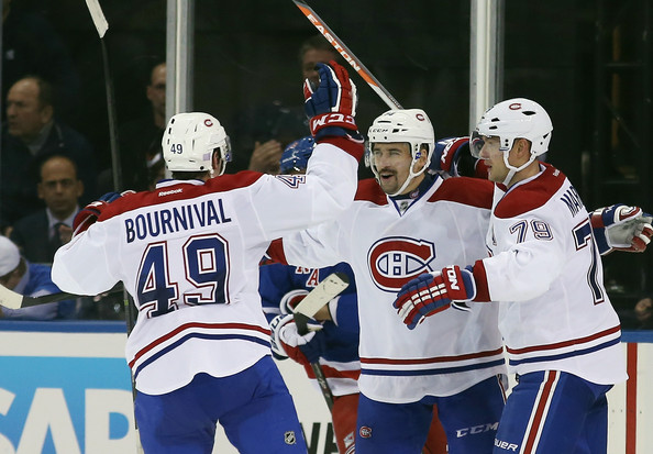 Montreal Canadiens v New York Rangers []