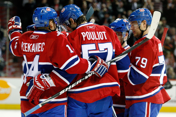 St. Louis Blues v Montreal Canadiens []