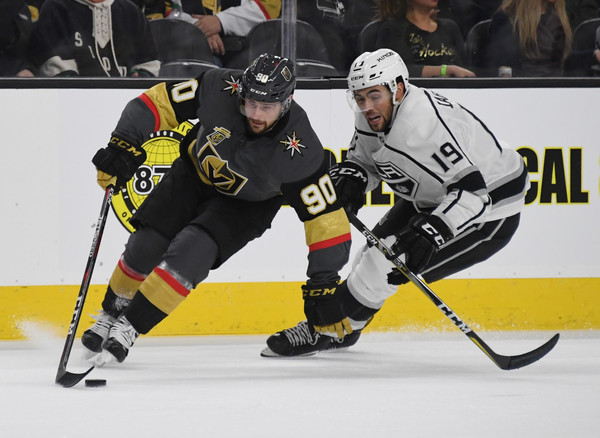 Tomas Tatar Alex Iafallo Tomas Tatar Photos Los Angeles Kings Vs Vegas Golden Knights Zimbio