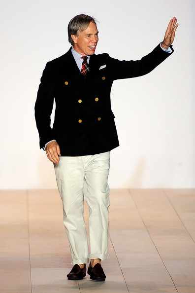 tommy hilfiger in tommy hilfiger runway spring 2010 mbfw zimbio. Black Bedroom Furniture Sets. Home Design Ideas